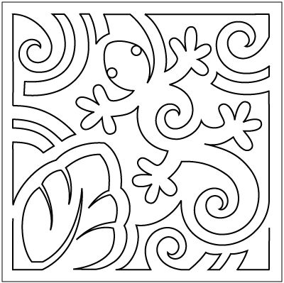 Mola Coloring Pages
