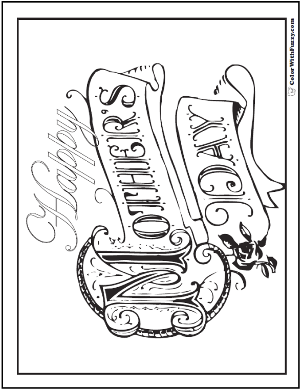 590x762 Mother Coloring Page, Free, Printable Mother Day