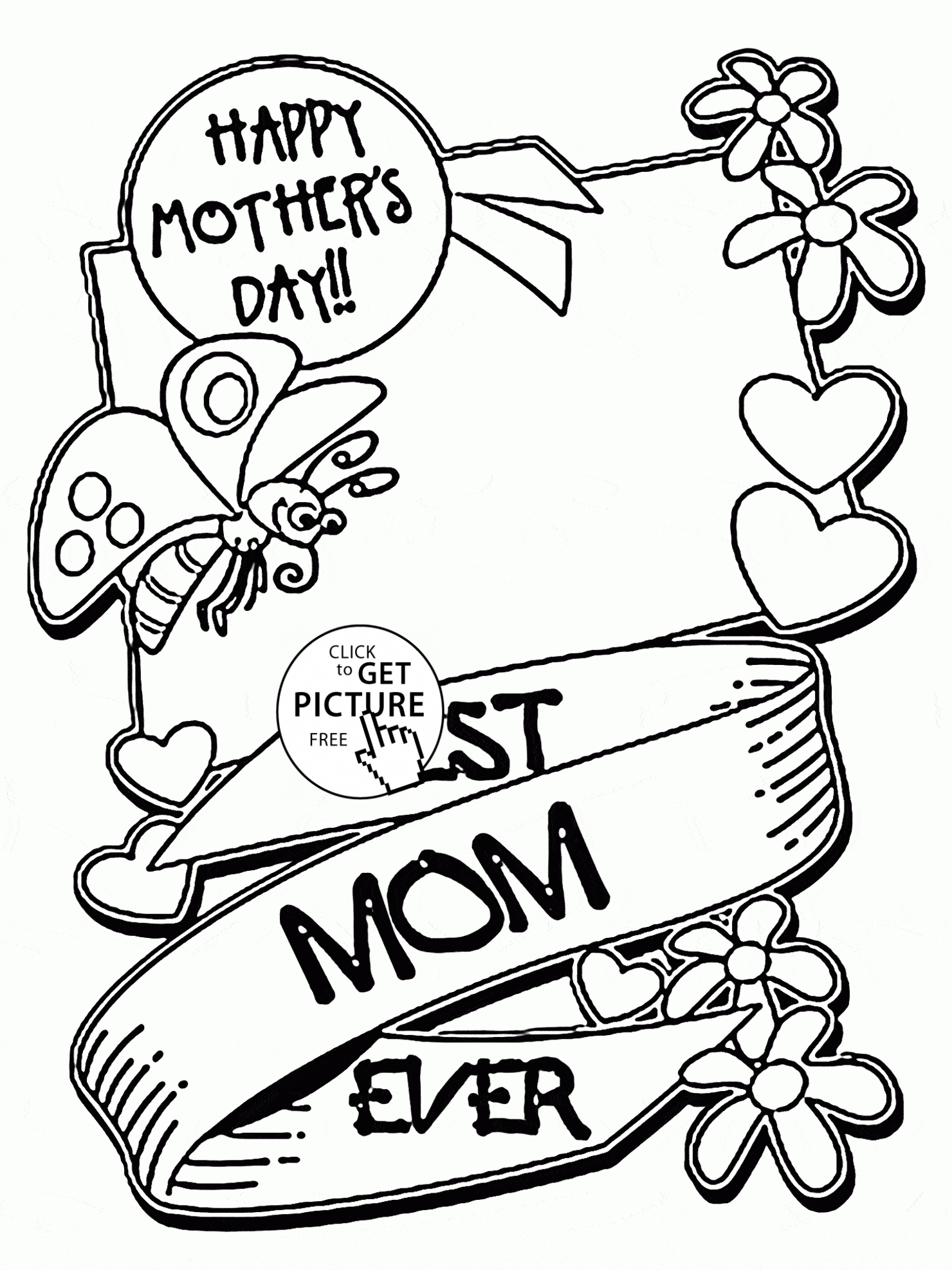 1480x1973 Best Mom Coloring Pages Printable Free Coloring Sheets