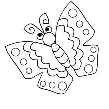 220x220 Monarch Butterfly Coloring Pages