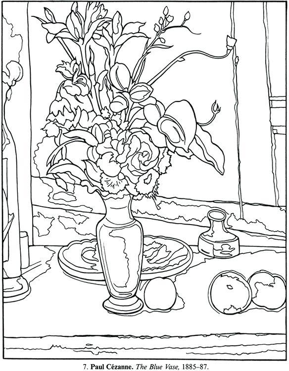 584x750 Monet Coloring Pages Coloring Pages Coloring Pages Color Pages