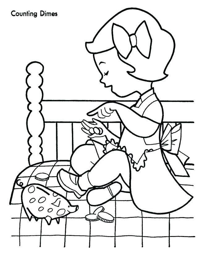 670x820 Money Coloring Pages Coloring Pages Of Money Shared