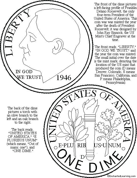 540x700 Canadian Coins Coloring Pages Vanda