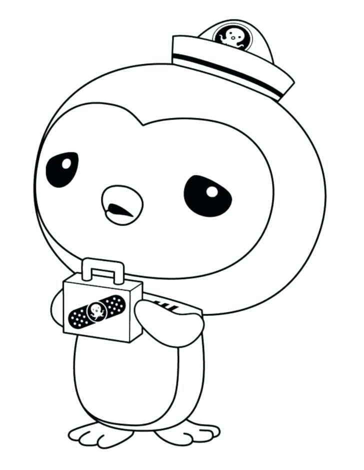 728x940 Octonauts Coloring Pages Disney Printable Coloring Coloring Page