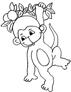 236x305 Silly Monkeys Coloring Page Worksheets, Monkey And Zoos