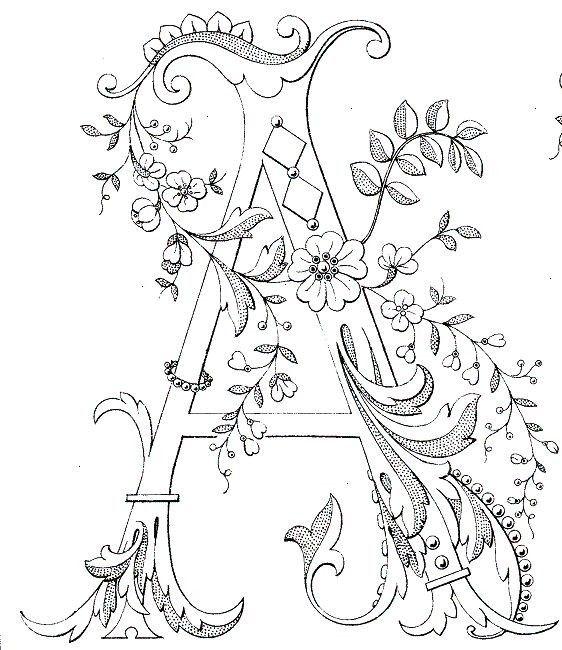 562x650 Nyomtatni Embroidery