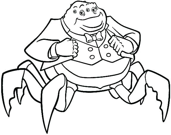 575x454 Monster Energy Coloring Pages Monsters Inc Coloring Page Monster