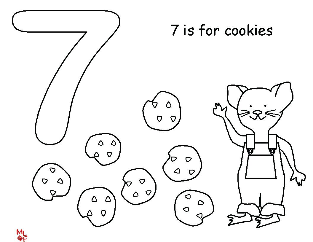 1056x816 Cookie Monster Face Coloring Pages Page If You Give A Mouse Images