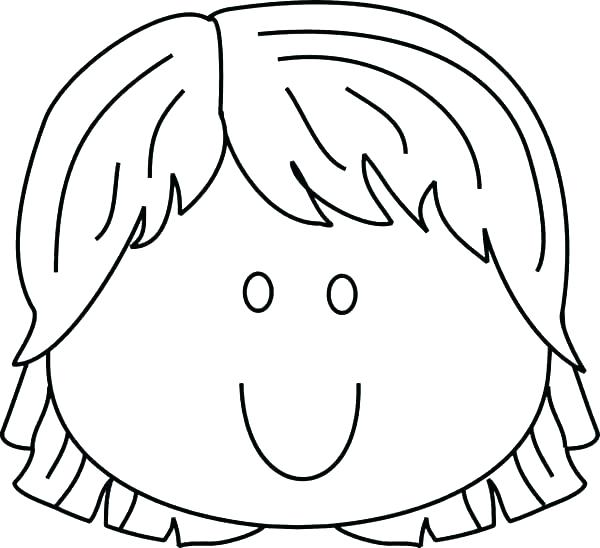 600x548 Face Coloring Pages Printable Cookie Monster Face Coloring Page