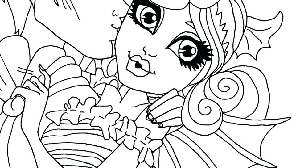 960x544 Monsters High Coloring Pages Image Of Monster High Coloring Pages