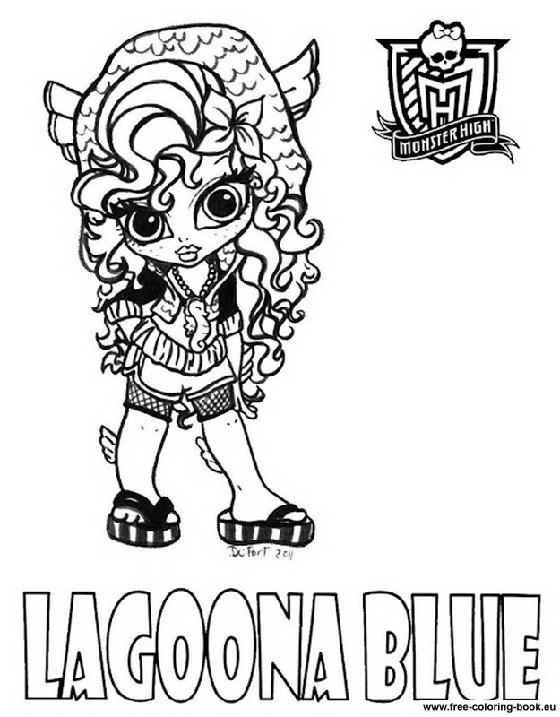 625x800 Fun Coloring Pages Monster High Coloring Pages Scaris Kids