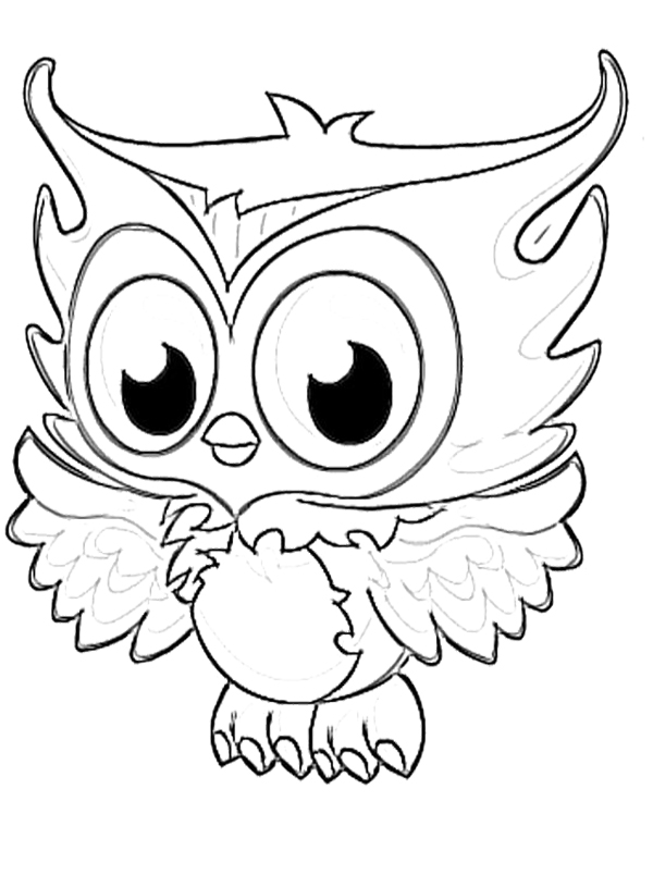 600x804 Monster High Pets Coloring Pages