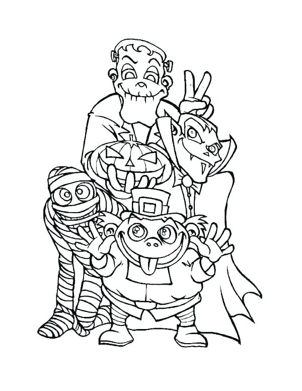 600x776 Monster High Babies Coloring Pages Vanda