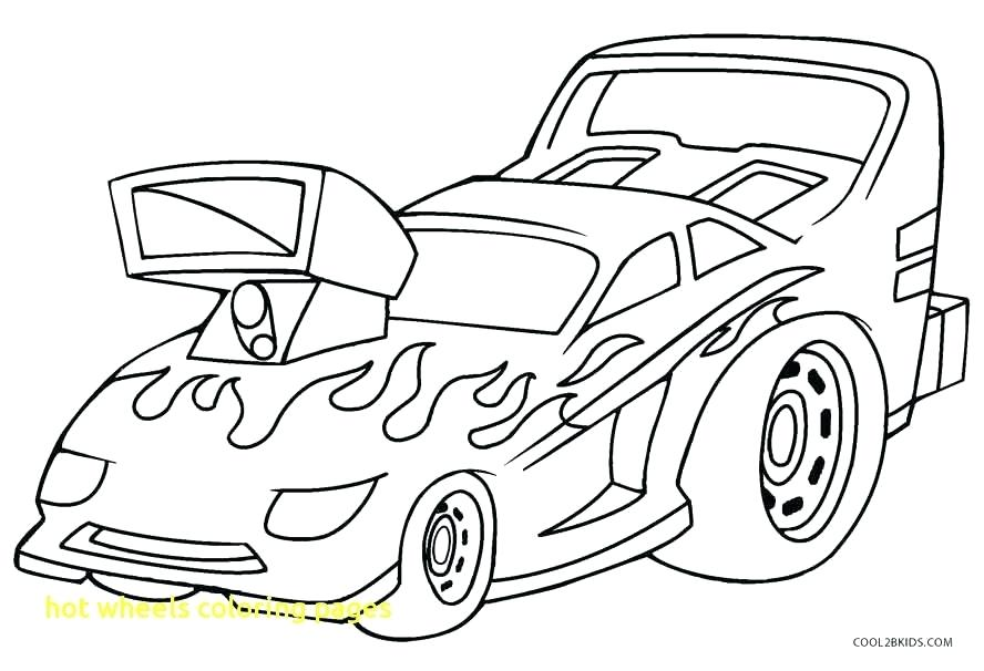 888x606 Coloring Pages Monster Trucks Hot Wheels Coloring Pages With Hot