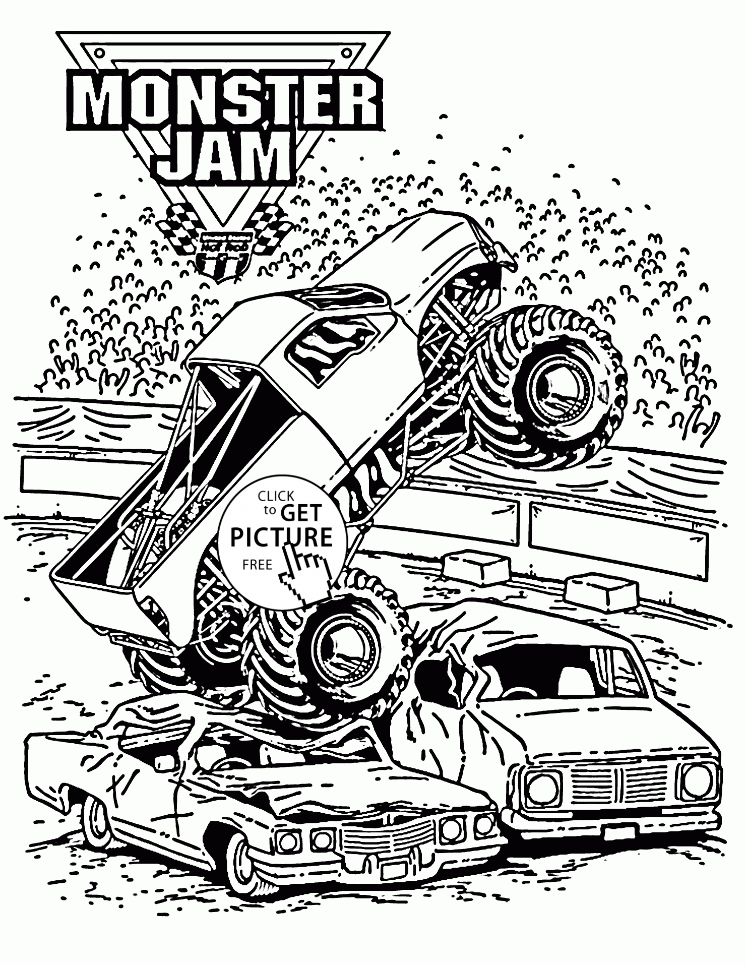 1480x1914 Monster Jam Coloring Pages Inspirational Max D Monster Truck