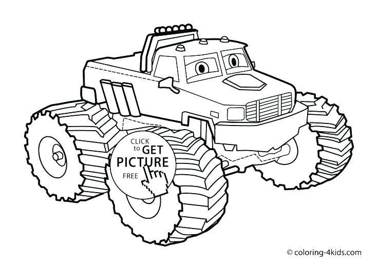 736x525 Monster Truck Coloring Page Pretty Monster Trucks Coloring Pages