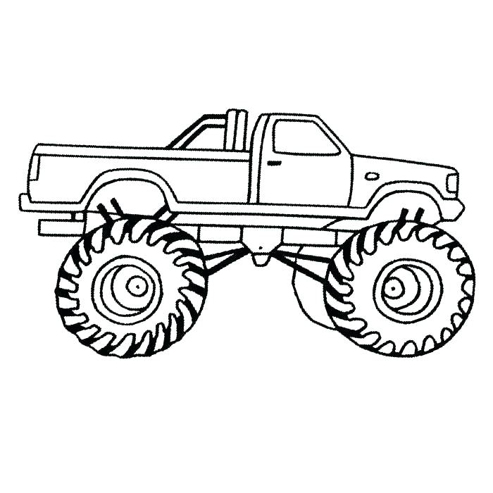 700x700 Monster Truck Coloring Pictures Monster Jam Monster Jam Monster