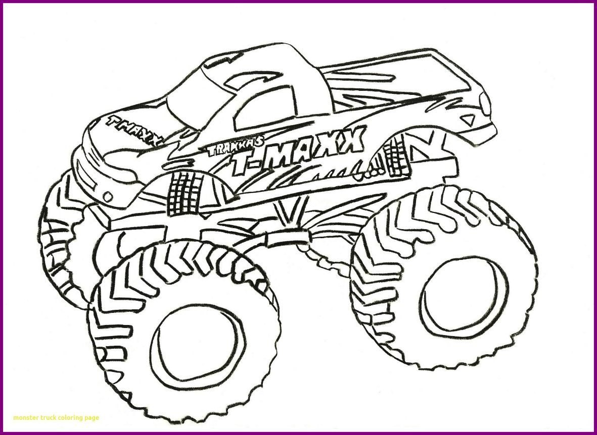1181x862 Inspiring Monster Truck Coloring Page With Printable Of Styles