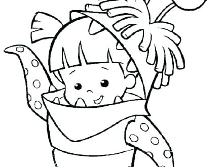 Monsters Inc Coloring Pages Mike at GetDrawings | Free ...
