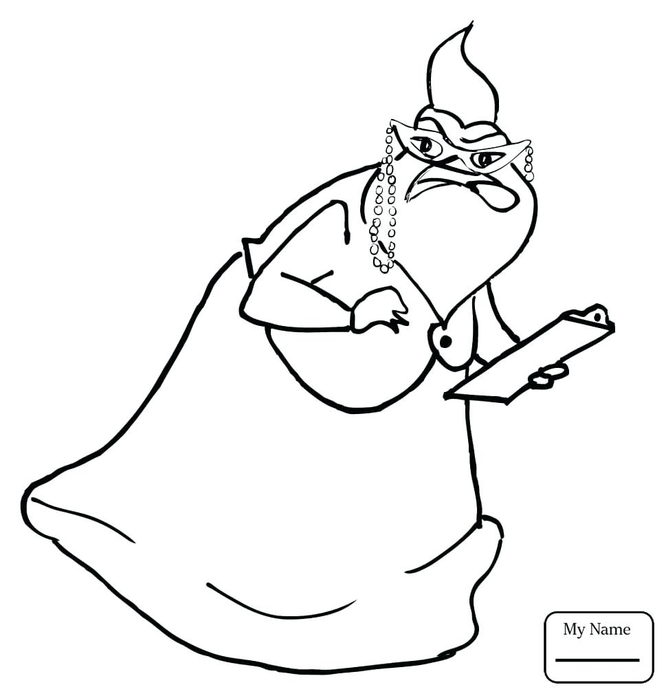 969x1012 Coloring Pages Monsters Inc Coloring Pages Mike And Monster