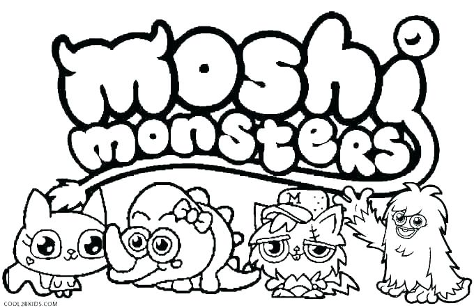 680x443 Monsters University Coloring Pages Monsters University Coloring