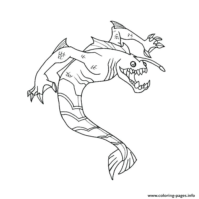 760x760 Alien Coloring Page Monsters Vs Aliens Pages Force X Coloring