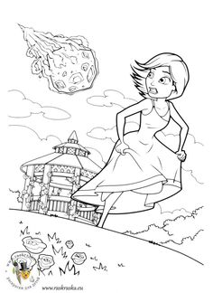236x324 Susan Or Monster Ginormica Coloring Pages