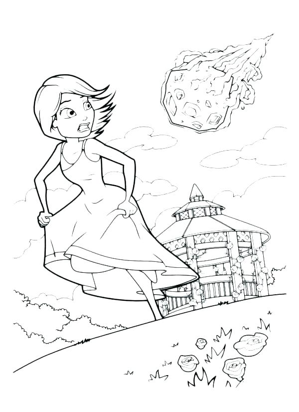 600x826 Alien Coloring Page The Monsters Vs Aliens Coloring Pages To Print