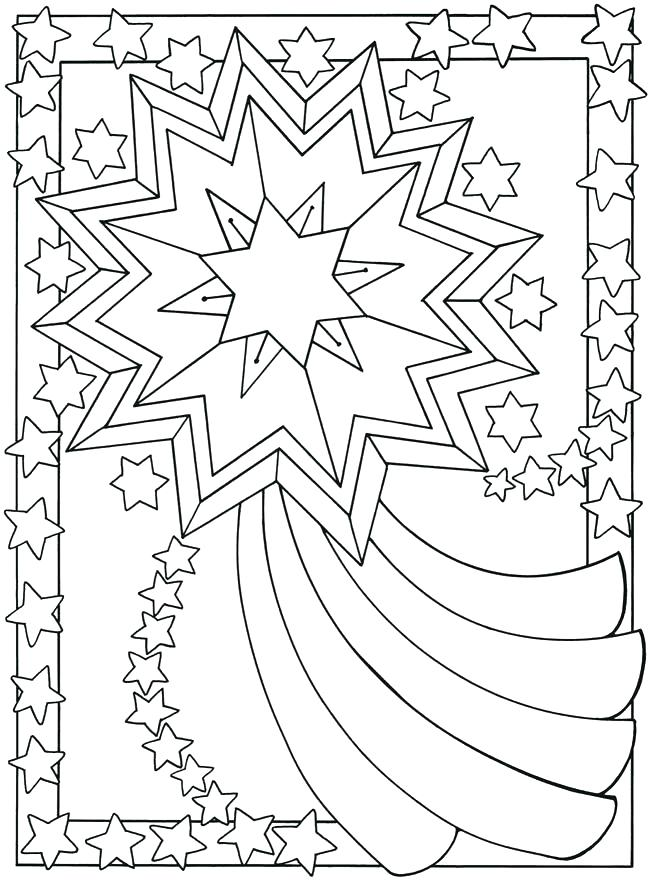650x880 Moon And Stars Coloring Pages God Made Sun Moon Stars Coloring