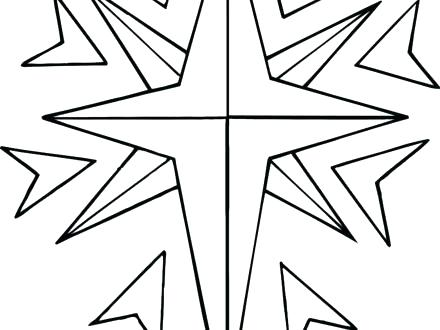 440x330 Shooting Star Coloring Page Stars Coloring Shooting Stars Coloring