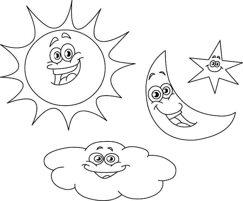 800x663 Star Coloring Pages Printable Star Coloring Pages Froth Printable