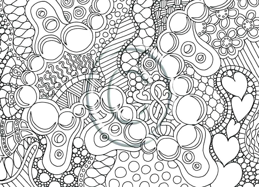 1024x740 Sun And Moon Coloring Pages Coloring Page Adults Psychedelic