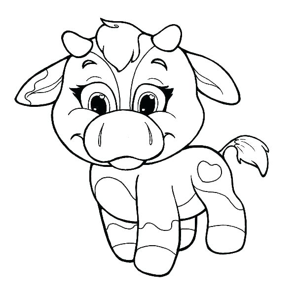 600x589 Moon Coloring Pages For Preschoolers