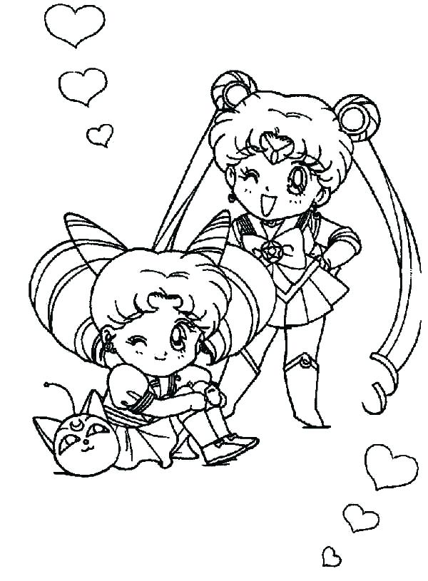 600x815 Coloring Sailor Moon Moon Coloring Pages Medium Size Of Moon