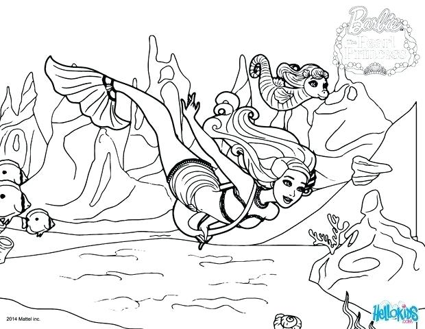 620x480 Moray Eel Coloring Pages And The Mermaid On Their Way