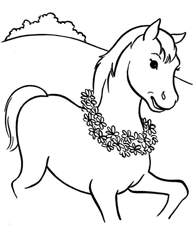 670x820 Horses Coloring Pages Unique Printable Horse Coloring Pages Logo