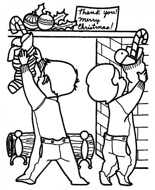 Morning Coloring Pages