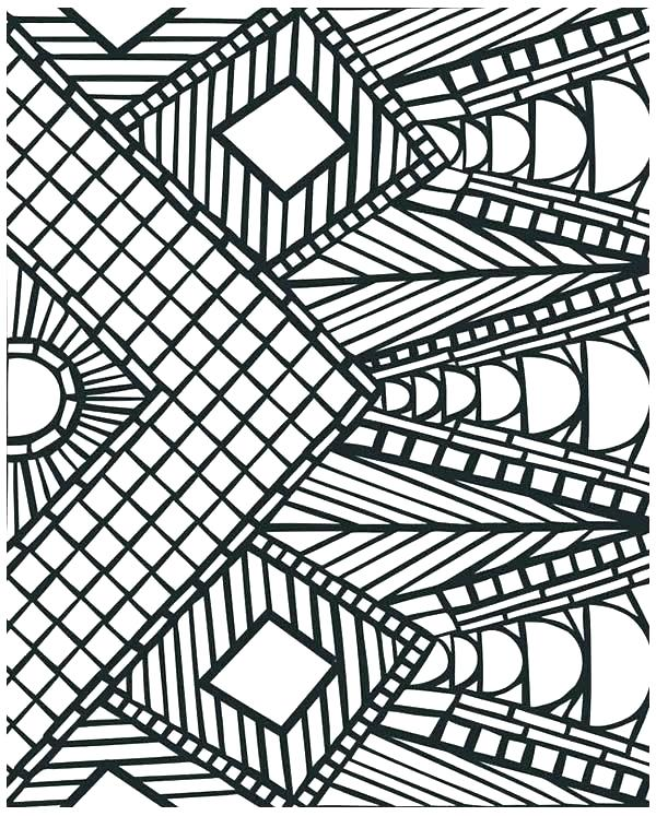 600x747 Mosaic Coloring Pages Extreme Dot To Activity Book Sports