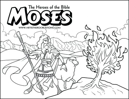 500x384 The Heroes Bible Coloring Pages And Heroes