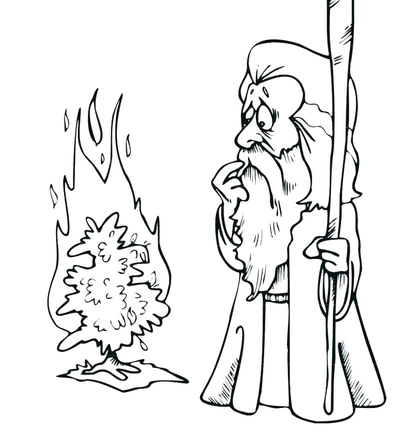 839x864 Baby Moses Coloring Page Free Printable Coloring Pages Terrific