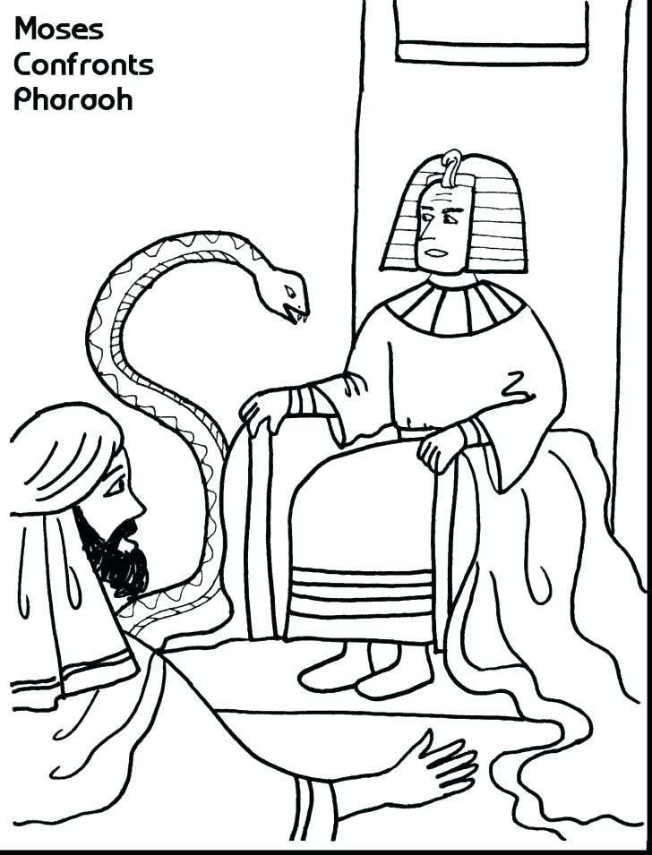 Moses Coloring Pages at GetDrawings.com | Free for personal use ...