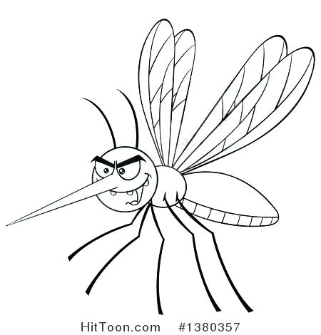 450x470 Mosquito Coloring Page Mosquito Coloring Page Preview Larger