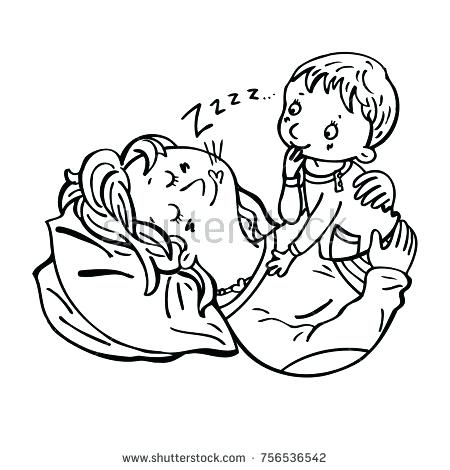 450x470 Mother And Son Coloring Pages Mother And Son Mother Son Coloring