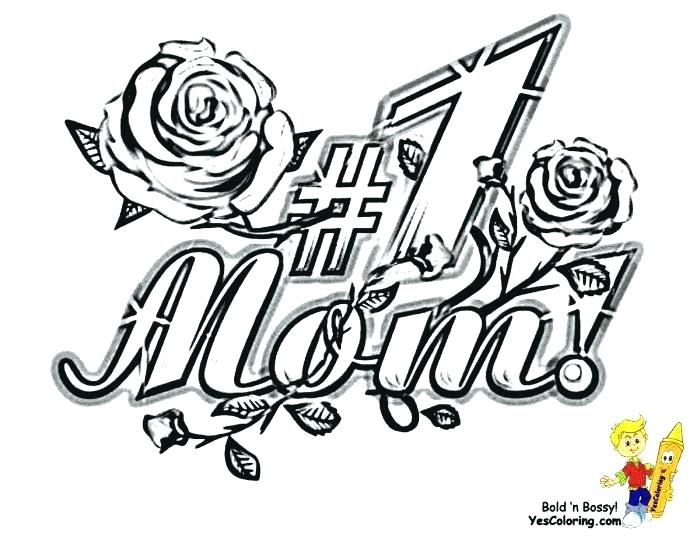 700x540 I Love Mom Coloring Pages Printable Mother Coloring Pages