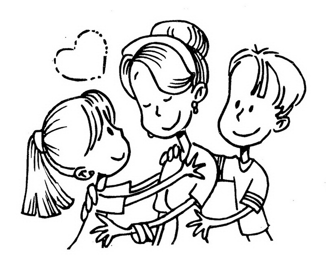 1048x833 Download Coloring Pages For Mom In Mommy Ahmedmagdy Coloring Pages