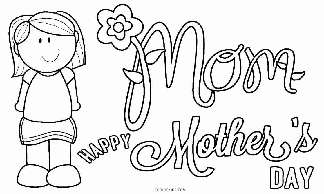 1117x670 Free Printable Mothers Day Coloring Pages For Kids