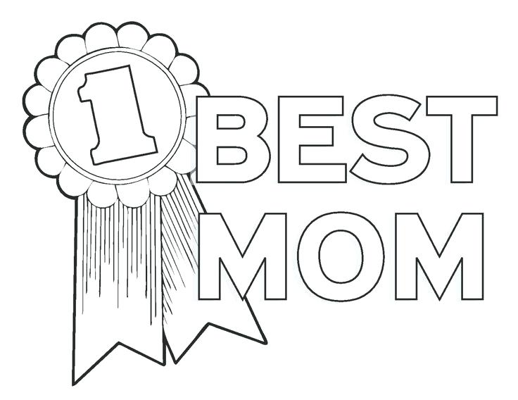736x568 Mother Coloring Pages Printable Free Printable Day Coloring Pages