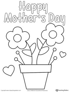 236x314 Top Free Printable Mother's Day Coloring Pages Online Craft