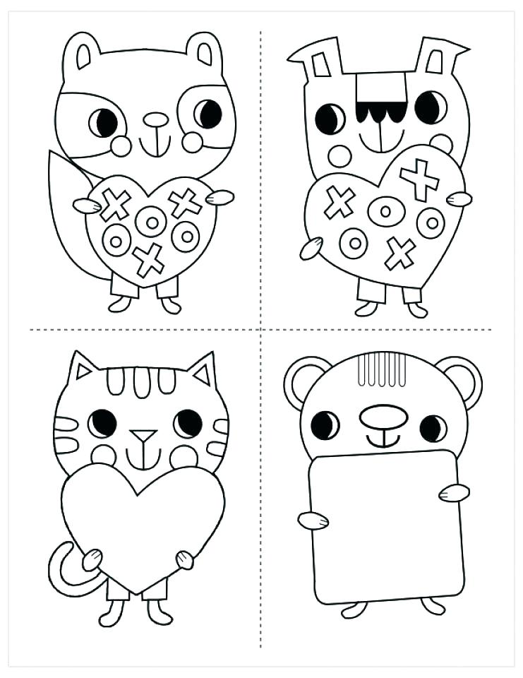 741x960 Cute Tiger Coloring Pages Tiger Coloring Pages Tiger Coloring Page
