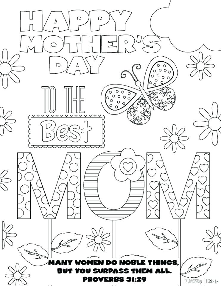 742x960 Mother Earth Coloring Pages Online Printable Mothers Day Coloring